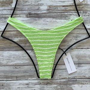 BOUND by Bond Eye SINNER High Cut Bikini Bottom